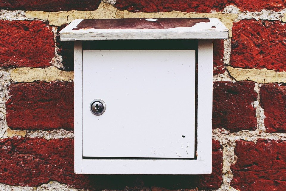 mailbox locking system